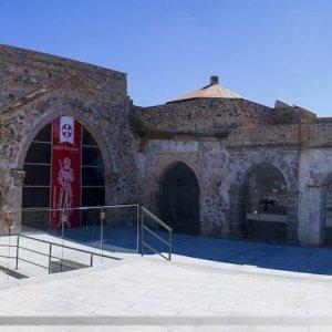 Centro de interpretación de la orden del Temple en Burguillos del Cerro