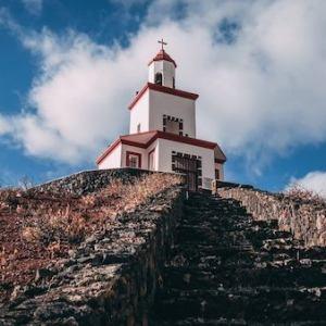 Iglesia de la Candelaria en la Frontera