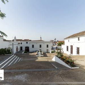 La Plaza de la Misericordia en Burguillos del Cerro