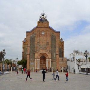 Iglesia Nuestra Señora del Socorro en Benalup Casas Viejas