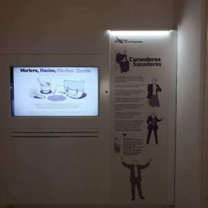 El museo de la medicina de Zafra