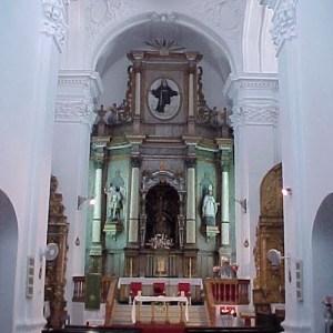 Iglesia de San Francisco en Alcalá de los Gazules
