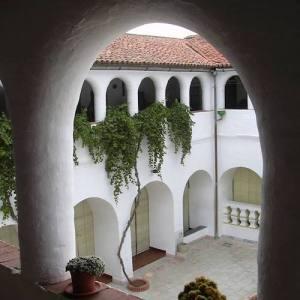 El museo Santa Clara en Zafra