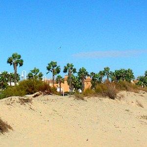 La Playa de Islantilla en Isla Cristina