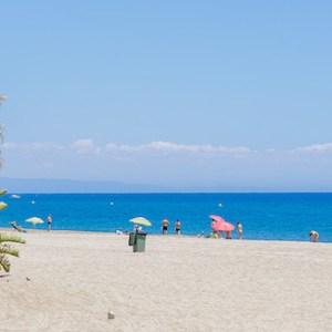 Playa Venta del Bancal en Mojácar