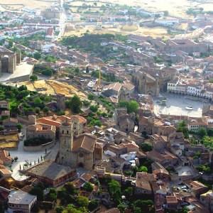 Las murallas de Trujillo