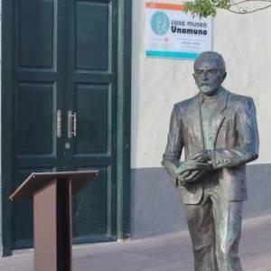 Casa museo Miguel de Unamuno en Puerto del Rosario