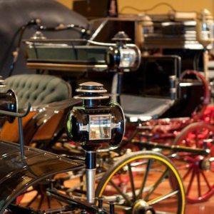 Museo de carruajes en Sevilla