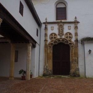 El convento de Santa Clara en Montilla