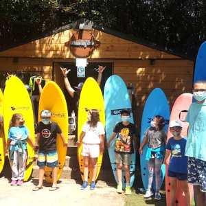 Surf Camp niños en Castro Urdiales