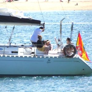 Paseo en barco Santander