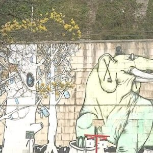 Arte urbano en Santander