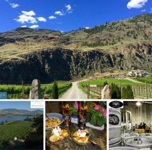 Okanagan Wine, Brew, and Spirits Experience