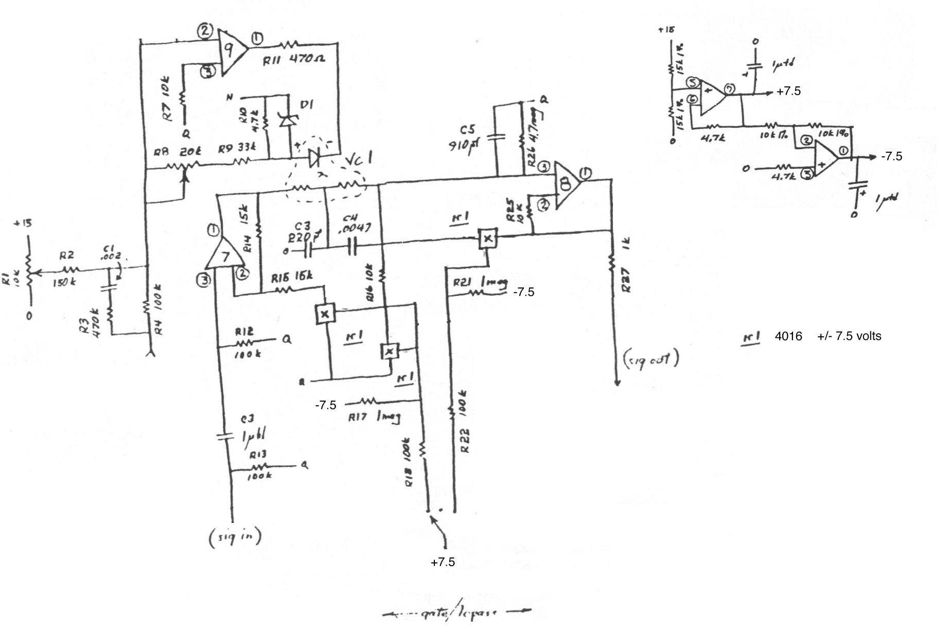 Intex Schematics