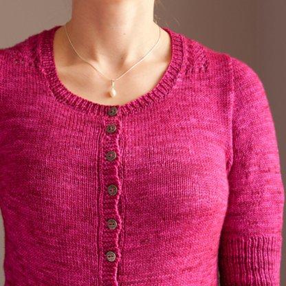 Summer Dawn Cardigan Knitting Pattern