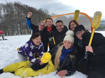 weekend winterberg teambuilding