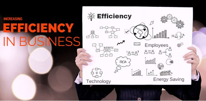 Increase business Efficiency