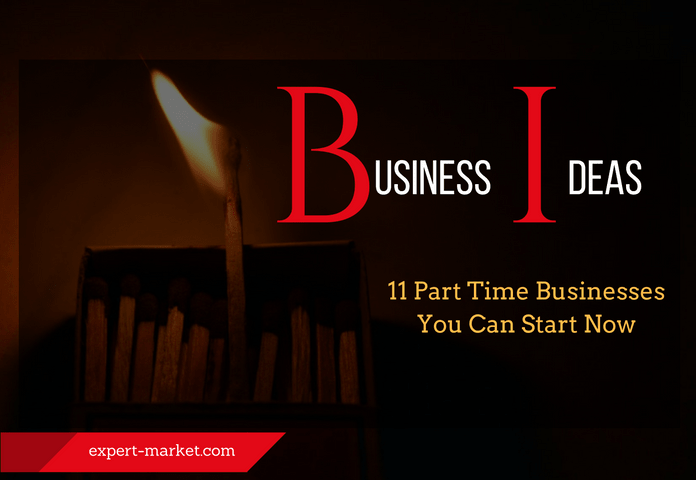 part time business ideas india