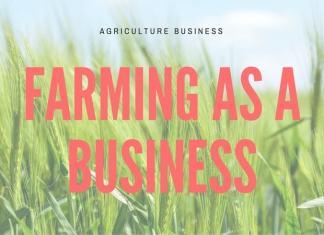farming business india