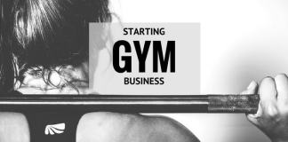 starting a gym