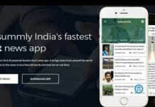 short news app