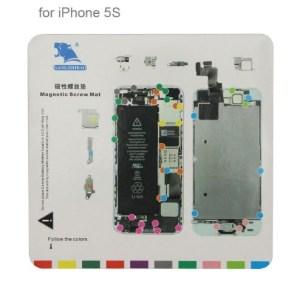 Repère magnétique pour iPhone 5S