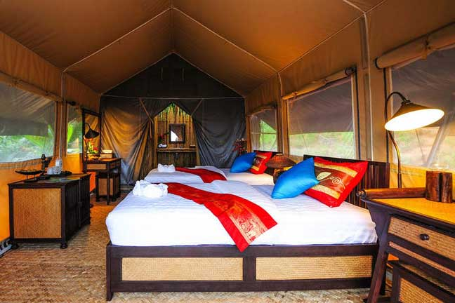 Khao Sok Boutique Camps