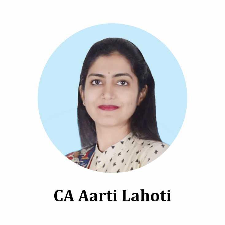 CA Aarti Lahoti