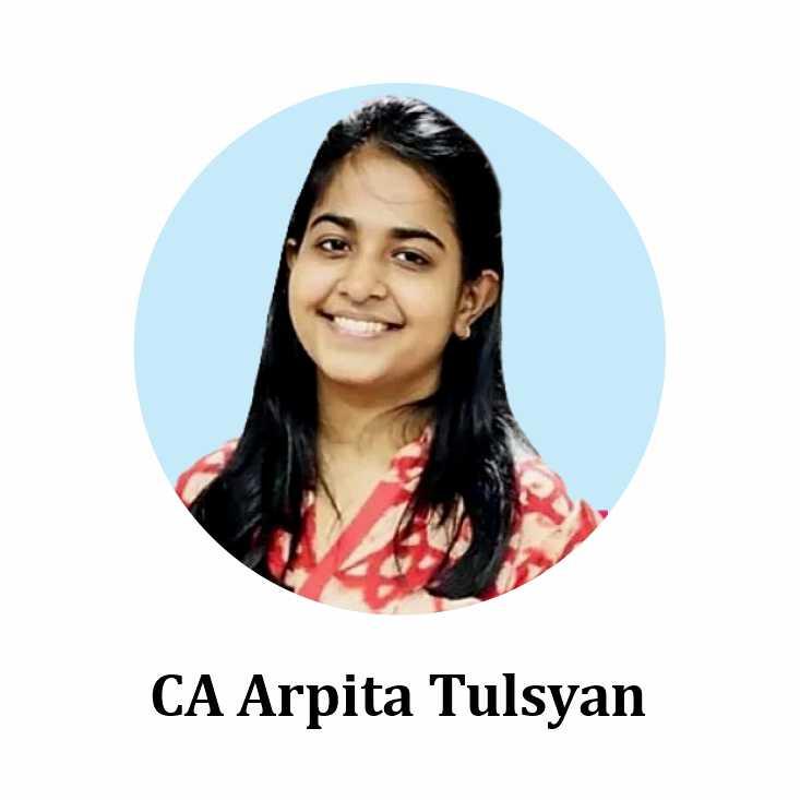CA Arpita Tulsyan