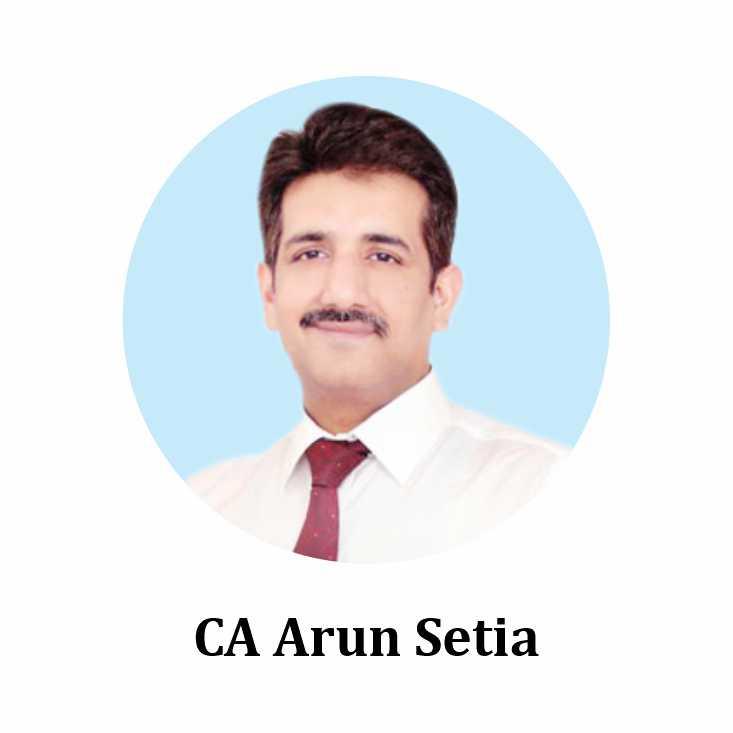 CA Arun Setia