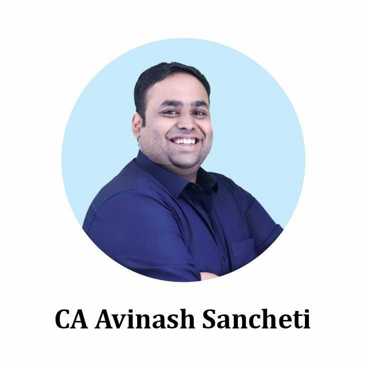 CA Avinash Sancheti