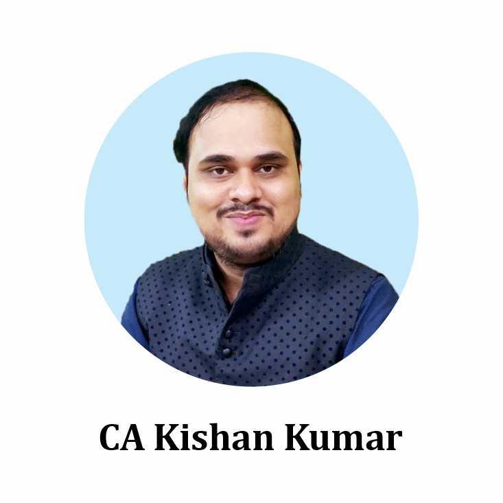 CA Kishan Kumar