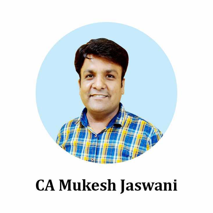 CA Mukesh Jaswani