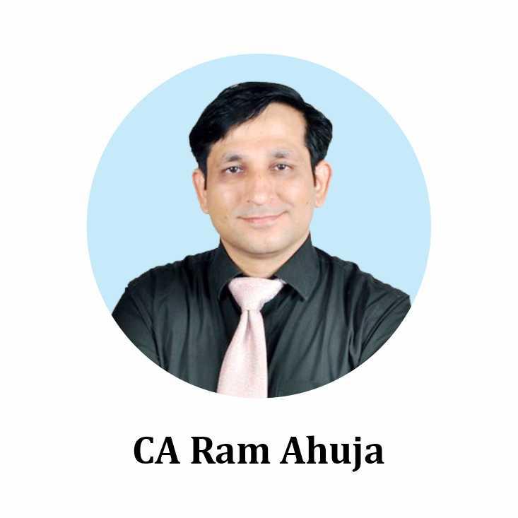 CA Ram Ahuja