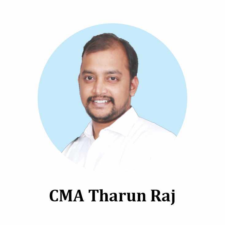 CMA Tharun Raj