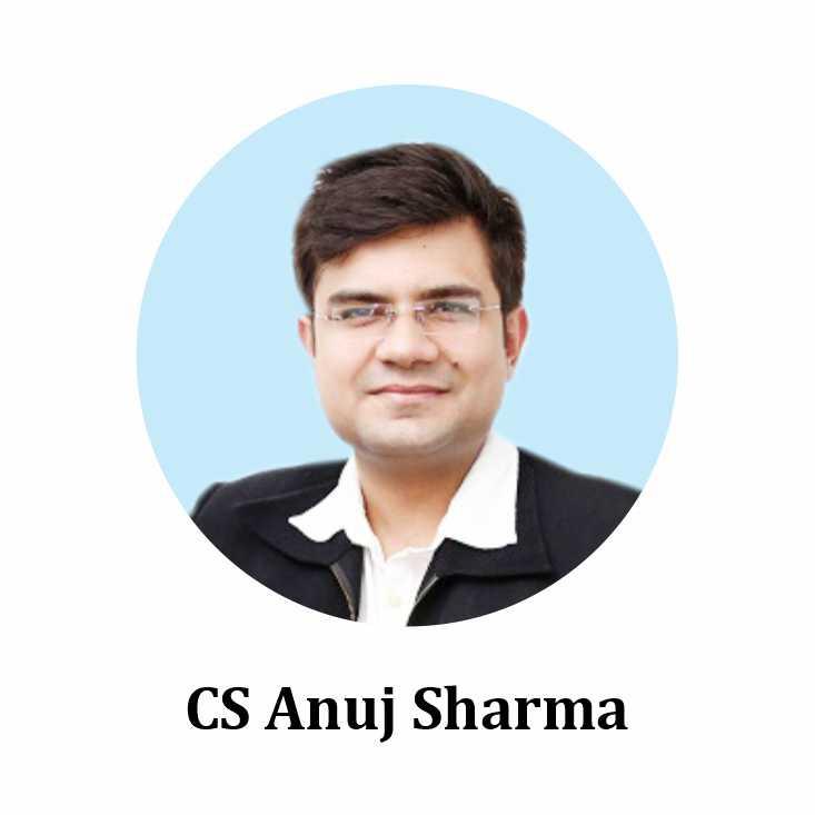 CS Anuj Sharma