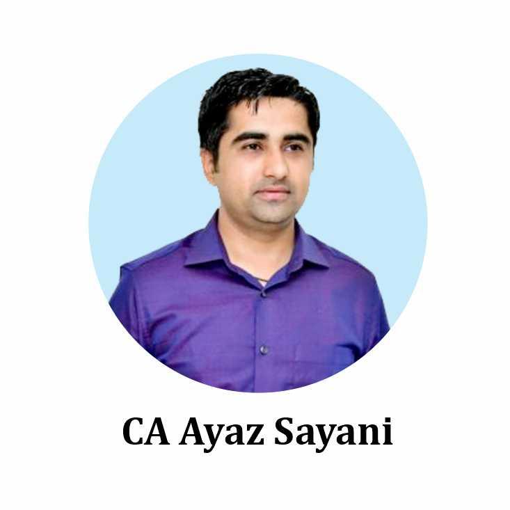 CA Ayaz Sayani