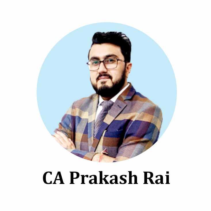 CA Prakash Rai