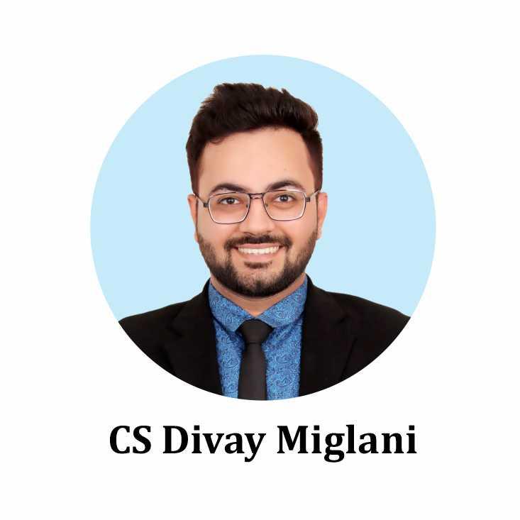 CS Divay Miglani