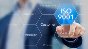 ISO 9001 certification consultant
