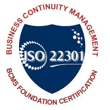 ISO 22301 certification in Texas