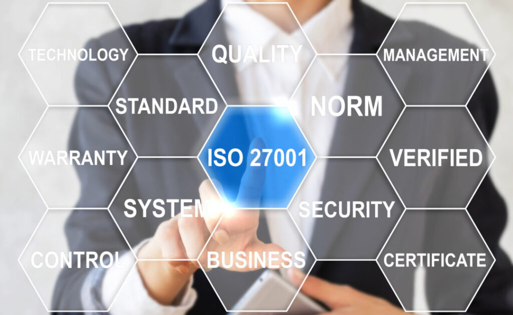 ISO 27001 certification in united states