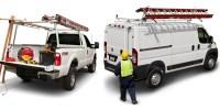 Expertec | Ladder Racks for Commercial Vans and Work Trucks