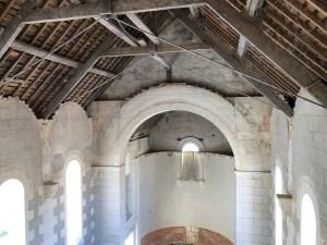 Expertise de la structure bois d'une chapelle