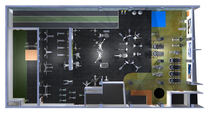 Expert Leisure  Gym Layout  Design  Gym Layout  Gym Design