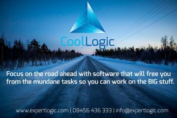Cool Logic Focus on the road ahead