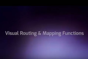 Distribution Routing and Mapping Software
