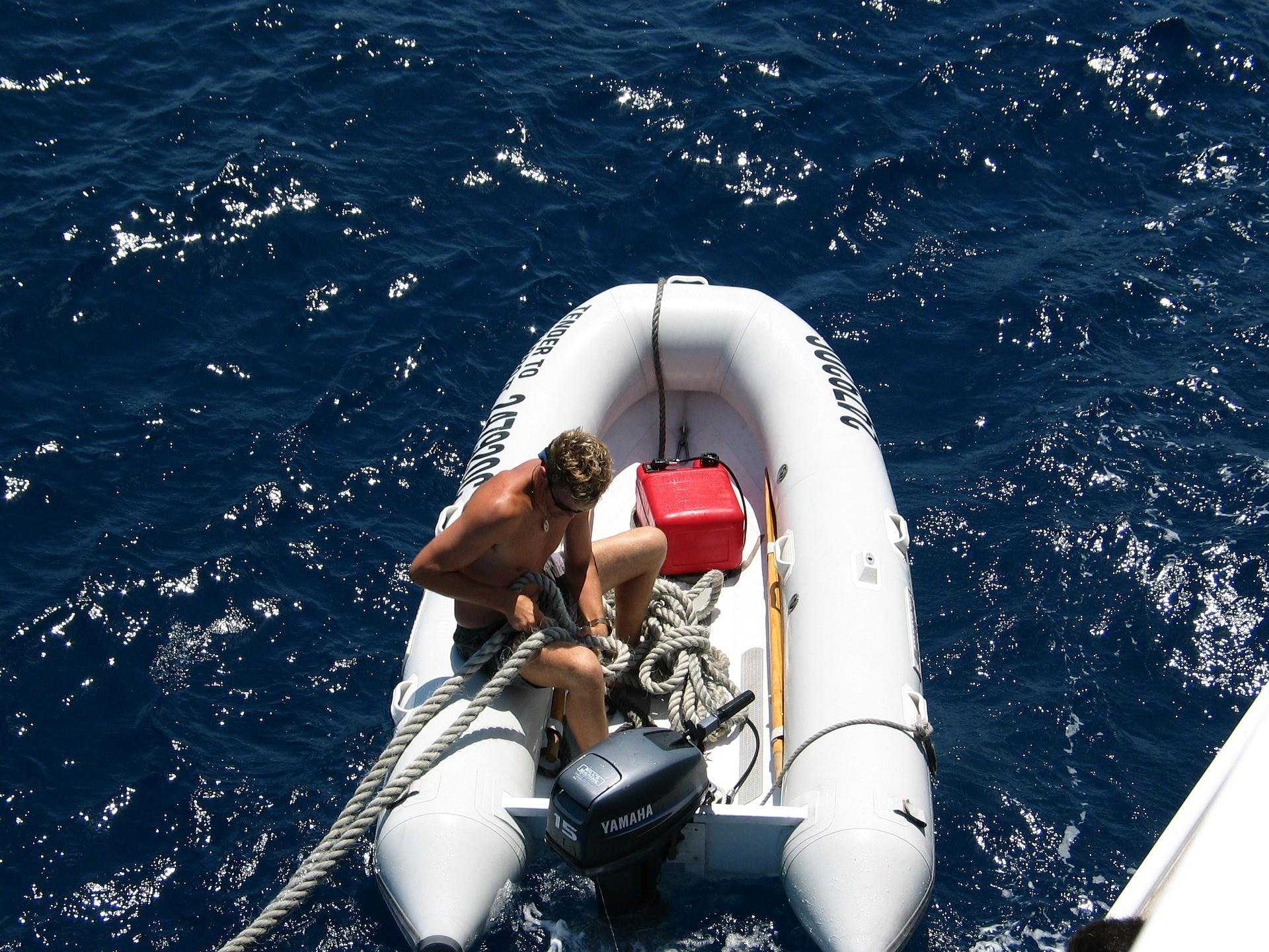 Schlauchboot