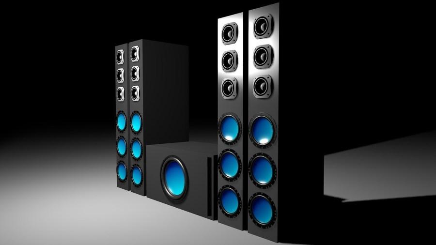 5.1 Soundsystem richtig aufstellen