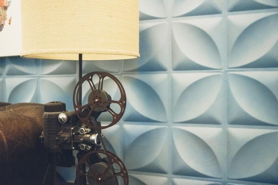 DLP Projektor alte Filme